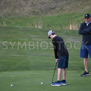 Golf – Father And Son.JPG - Cliff Roepke